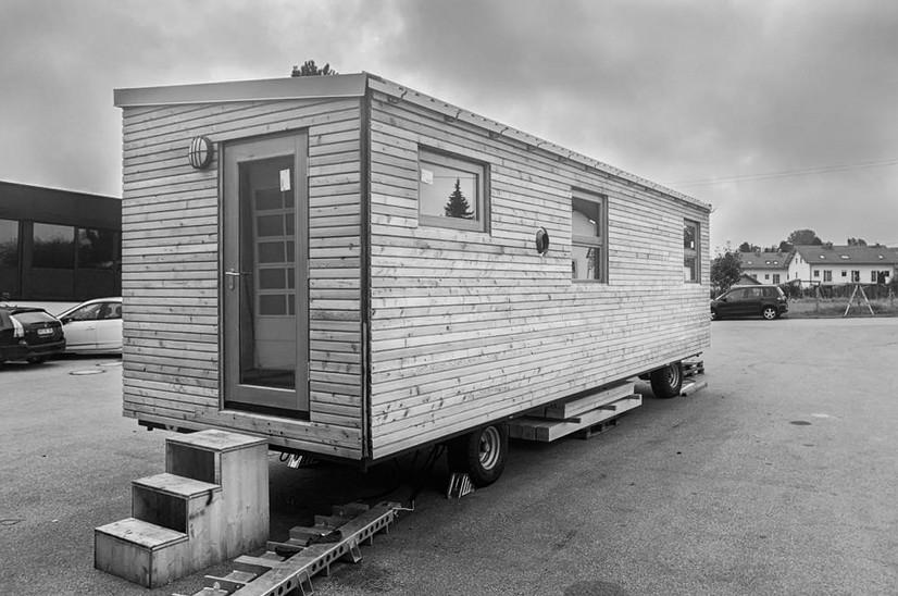 Holz I Bau I Wagen GmbH - Holzbau / Mobile Raumkonzepte - MoRaKo Durach