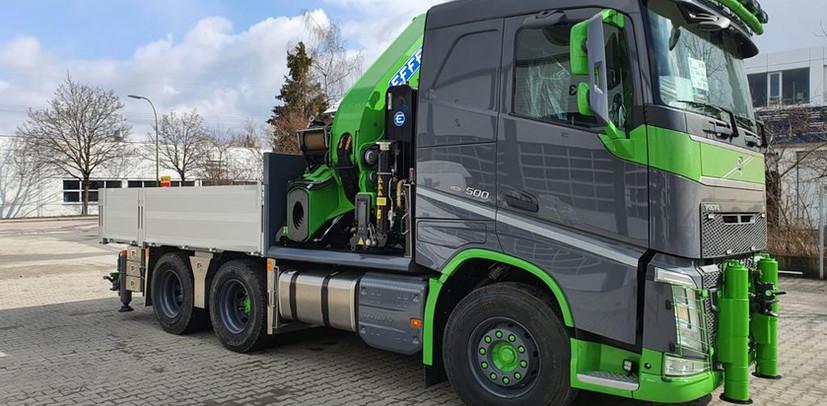 Holz I Bau I Wagen GmbH - Krandienst - K