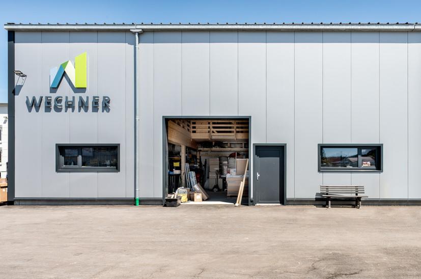 Holz I Bau I Wagen GmbH - Hallenbau - Halle Peiting