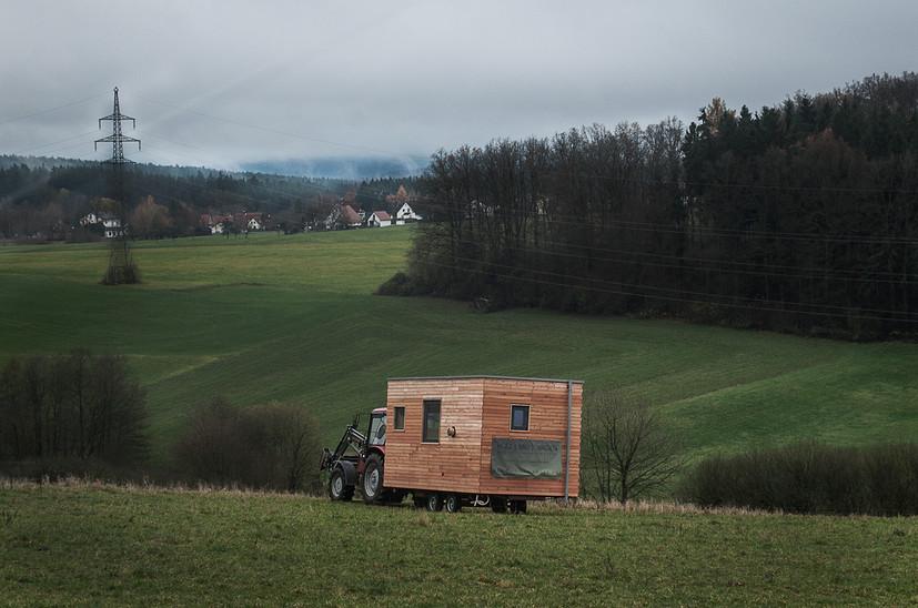 Holz I Bau I Wagen GmbH - Mobile Raumkonzepte - MoRaKo Berg
