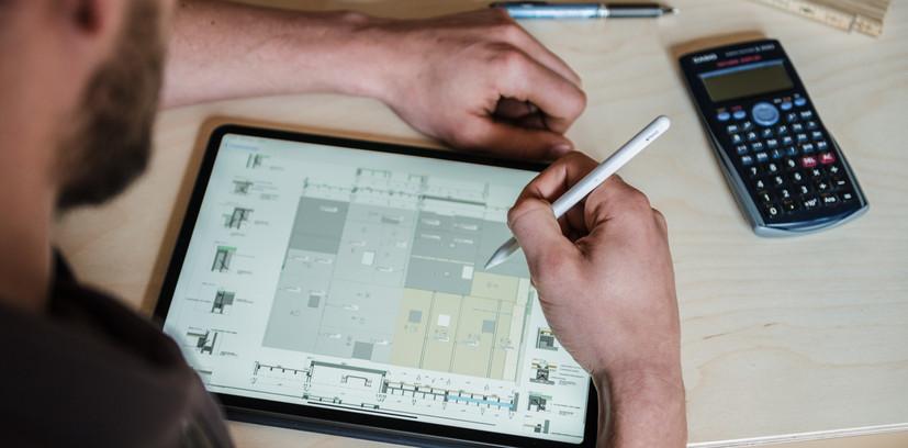 Holz I Bau I Wagen GmbH - Holzbau Planung © Adrienne-Sophie Hoffer