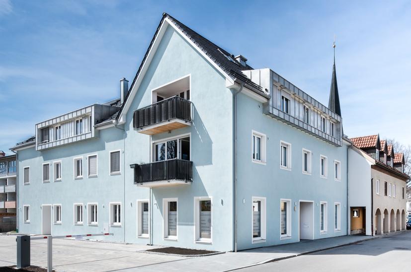 Holz I Bau I Wagen GmbH - MFH, Arztpraxis Weilheim