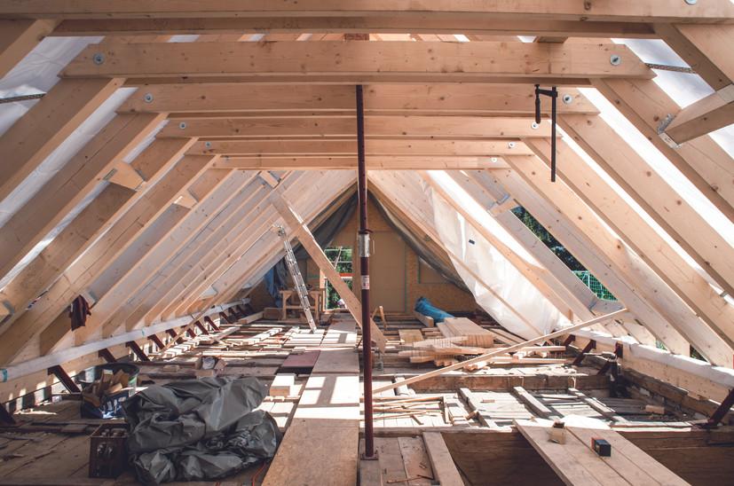 Holz I Bau I Wagen GmbH - Holzbau / Bauen im Bestand - Haus Kohlgrub