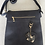 Thumbnail: Crossbody Bag with Jewelled Charm