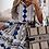 Thumbnail: Aztec Print Knotted Dress