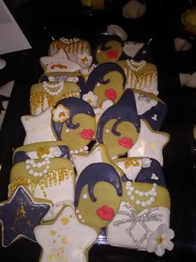 Roaring 20s Themed Cookies