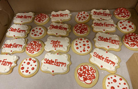 Business and Logo Cookies