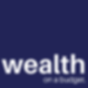 Wealth on a Budget Logo