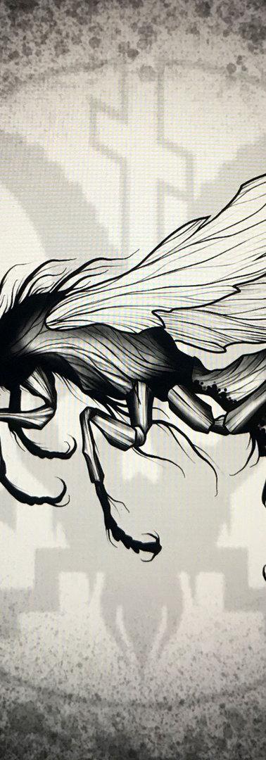 """Creepy Bee"""