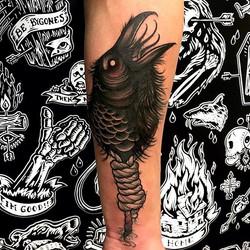 Tod & Teufel Tätowierhandwerk