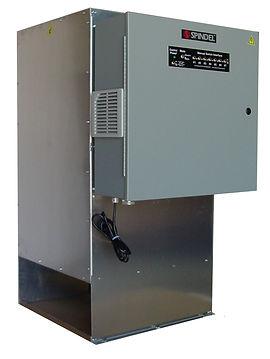 spindel load banks for drives and generators