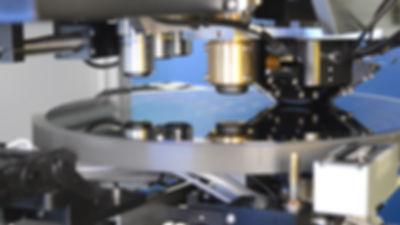 spindel electronics instrumentation/scanners