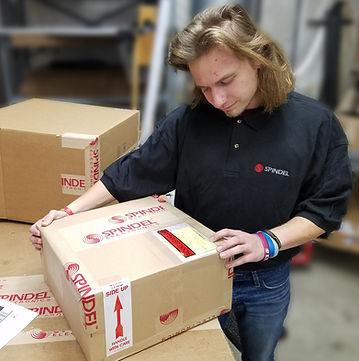 spindel electronics shipping rma
