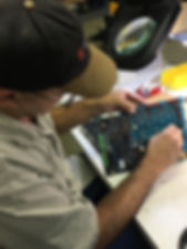 spindel electronics drive repair