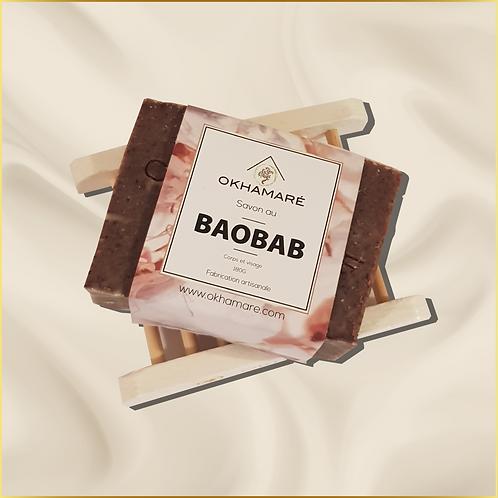 Savon au Baobab