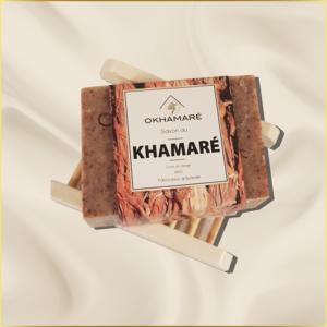 Savon au Khamaré