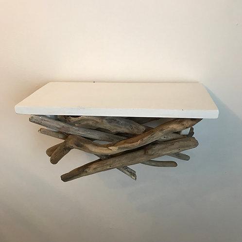 Etagère en bois flotté 40cm