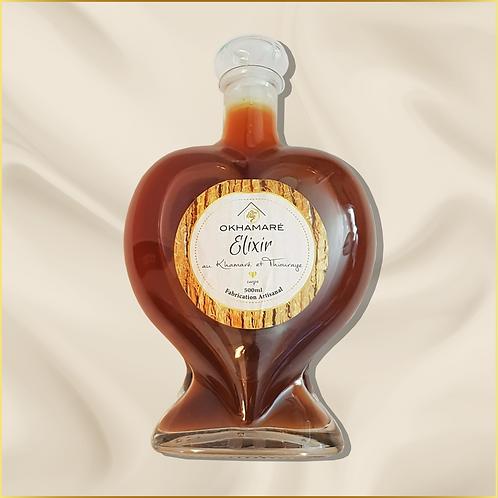 Parfum élixir au Khamaré et thiouraye