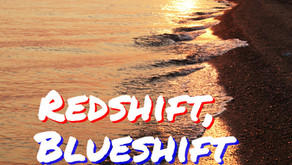 """""""Redshift, Blueshift"""" by Jordan Silversmith Is Now Released"""