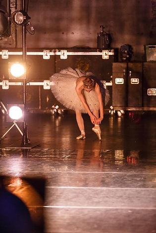Backstage Photo by Evan Li; courtesy of