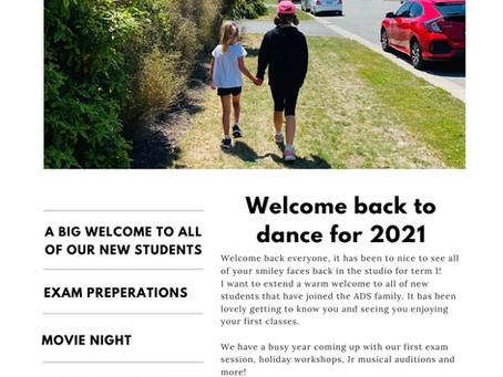 Term 1 Newsletter 2021