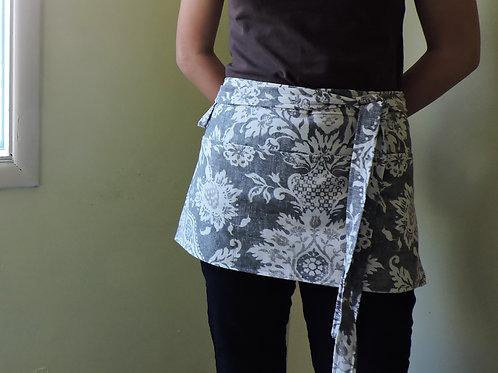 gardener apron + heavy duty apron + cotton duck