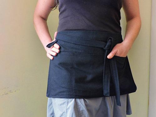 gardener apron + heavy duty apron + black canvas apron