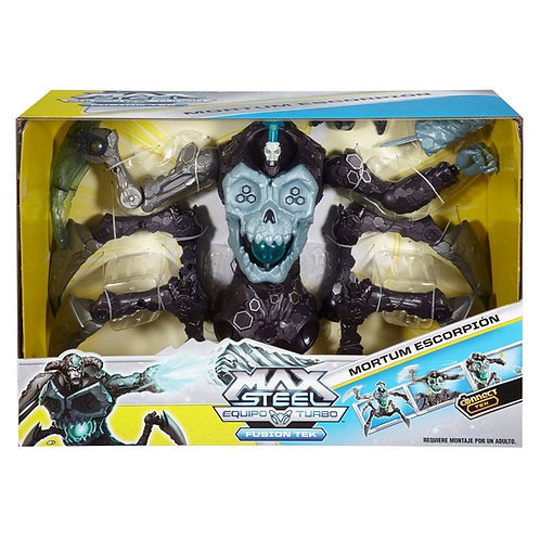 Mortum Escorpion - MAX STEEL