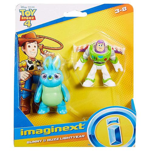 Coelho & Buzz Lightyear - Toy Story