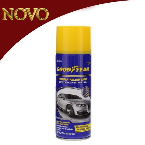 cera de polimento em spray 450ml - Good Year