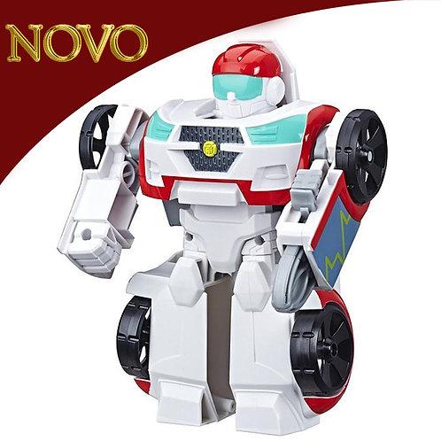 Medix O Robô Paramédico - Transformers