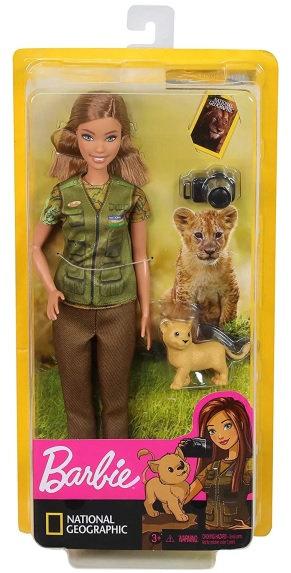 Barbie zafari
