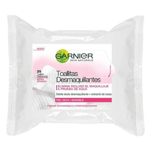 Lenços demaquilantes - Garnier