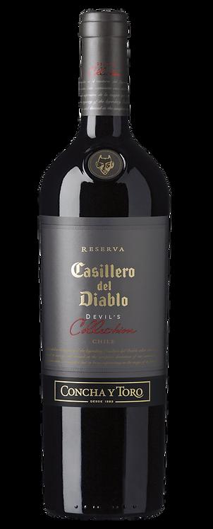 Vinho Casillero Del Diablo Devil's de Concha y Toro