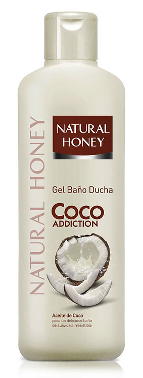 Gel de banho NATURAL HONEY 750ml