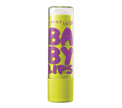 Baby Lips Peppermint de MAYBELLINE