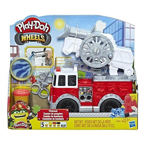 Caminhão de bombeiro - Play-Doh