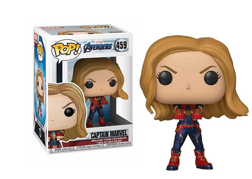 Funko Pop Capitã Marvel