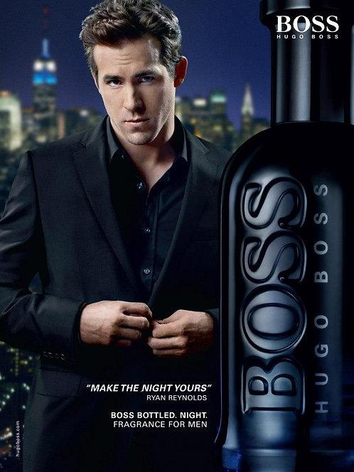 Boss Bottled Night de HUGO BOSS - EDT