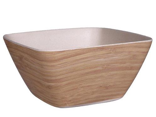 Prato de bamboo - 14,5x7,5cm