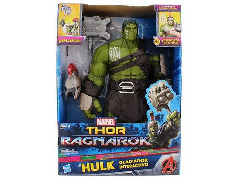 Hulk Gladiador Interativo