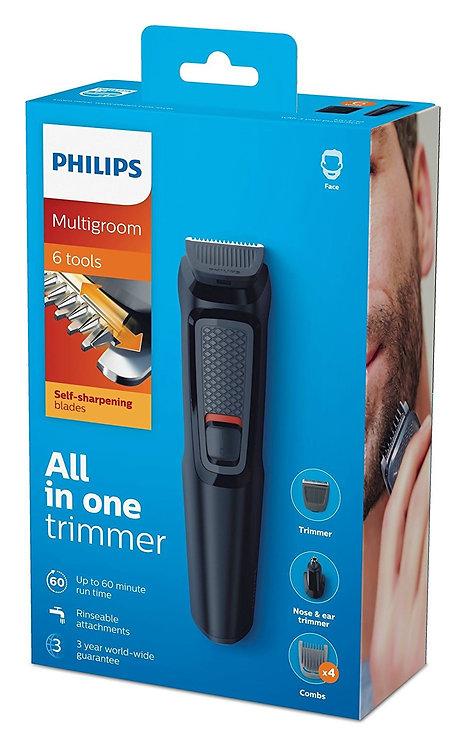 Barbeador Multigroom com 6 láminas - PHILIPS