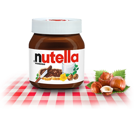 Chocolate NUTELLA 350g
