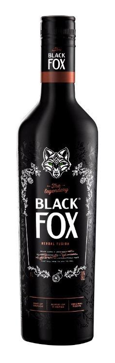 Herbal Fusion Black Fox - 700ml