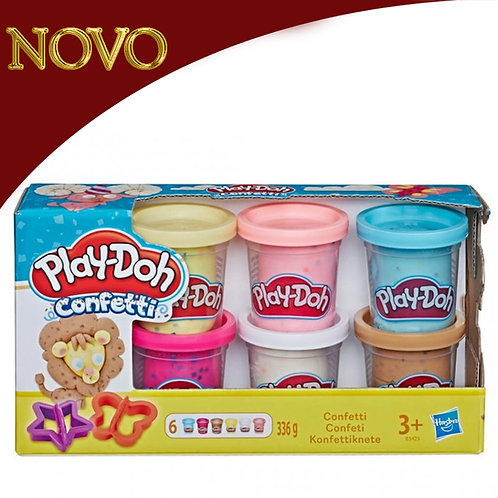 Confeti - Play-Doh