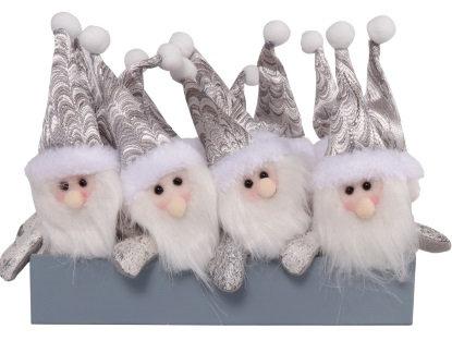 Figura decorativa para natal - 12cm
