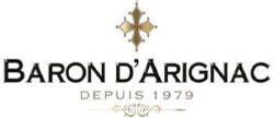 LOGO Baron D'Arignac-7adeb4769ce0bd3788f
