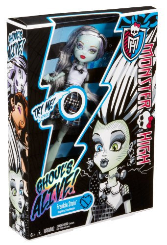 Boneca Frankie Stein - MONSTER HIGH
