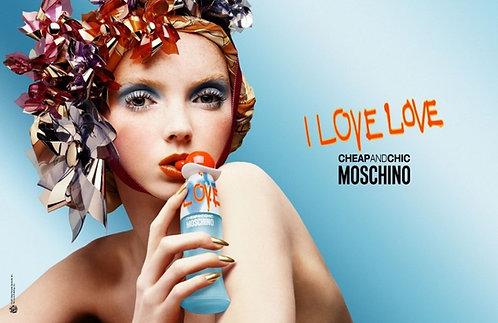 I Love Love de MOSCHINO - EDT