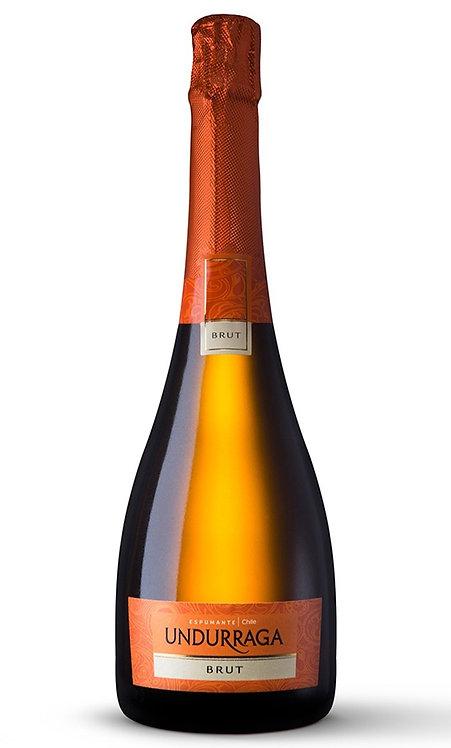 Champanhe Undurraga Brut - 750ml